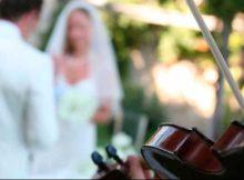 Como escolher a música do casamento