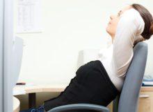 Como ter uma boa postura no trabalho